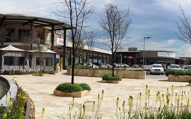 K2 construction zambia eastpark mall lusaka under construction steel frame