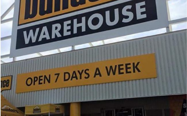 K2 Construction Zambia Builders Warehouse Store Front Steel Structure building Lusaka Zambia
